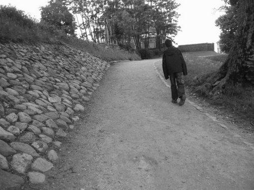 Sunku eiti vienam (Giedrės Zalatorytės nuotr.)