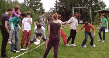 Aštuntoji TJA stovykla
