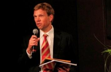 Nyderlandų Karalystės nepaprastasis ir įgaliotasis ambasadorius J.E. ponas Josephus Camille S. Wijnands