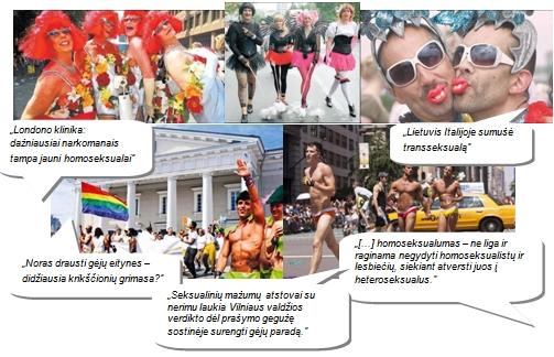 LGBT samprata žiniasklaidoje